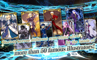 Fate/Grand Order (English) APK screenshot thumbnail 4