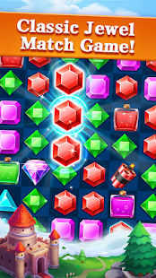 Jewels Legend - Match 3 Puzzle- screenshot thumbnail