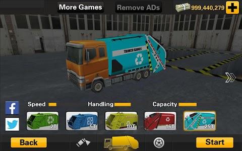 Garbage Truck SIM 2015 II v1.4 Mod Money