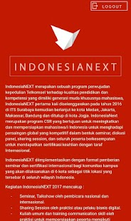 IndonesiaNEXT- screenshot thumbnail