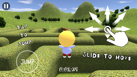 3D Maze / Labyrinth 2.0 screenshot 1452