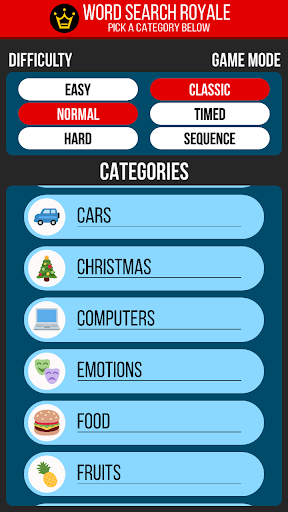 Word Search Royale 1.0 screenshots 1