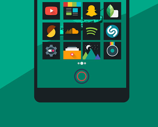 Murky Icon Pack Apps (apk) free download for Android/PC/Windows screenshot