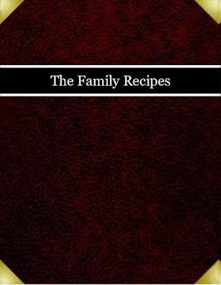 The Family Recipes
