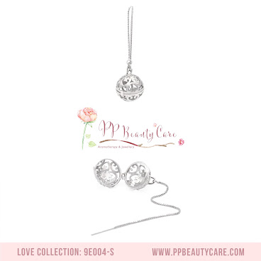 Love Collection: Mini earrings diffuser