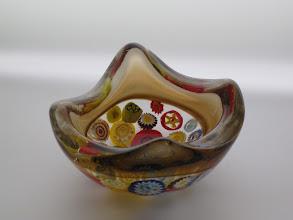 Photo: Seguso incalmo bowl with murrines