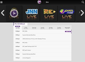 1SpotMedia for Tablets APK 1 90 Download - Free Video Players