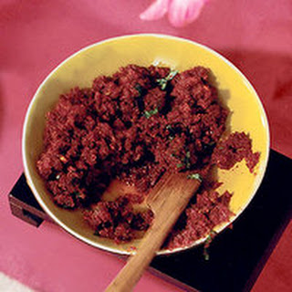 Sun-Dried-Tomato Pesto