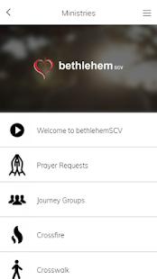 bethlehemSCV - náhled