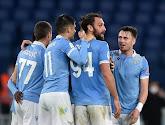 Lazio kent zijn straf