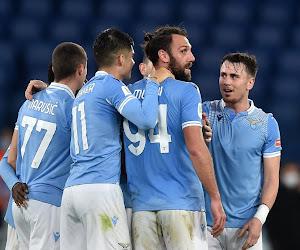 Coppa Italia : la Lazio file en quart de finale grâce à un autobut de Parme