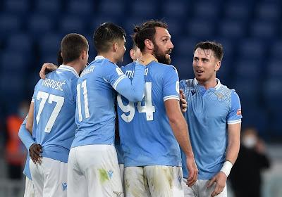 🎥 Lazio wint met forfait van Torino: wat doe je dan als speler van Lazio?
