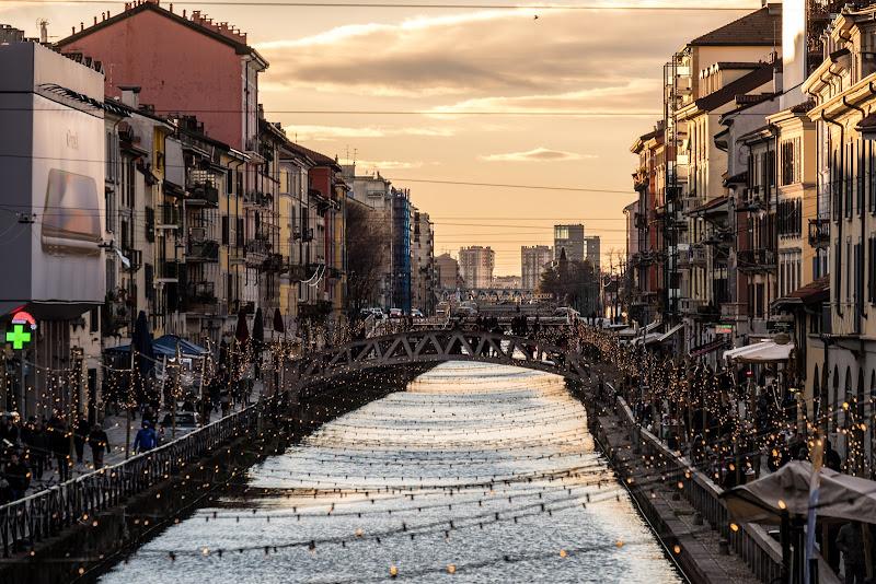 Prospettive al tramonto di Sergio Locatelli