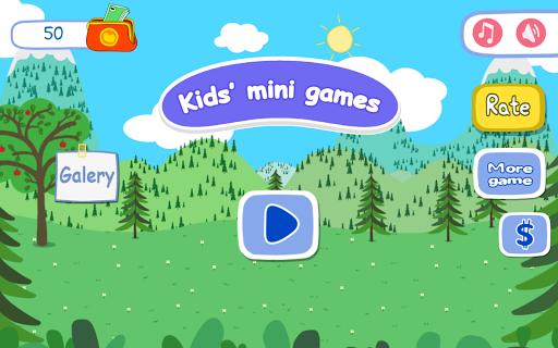 Kid's mini games