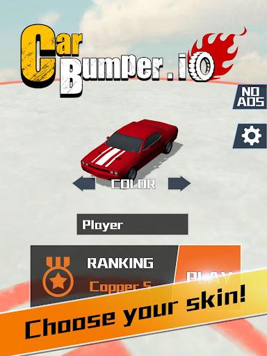 Car bumper.io - Roof Battle  image 4