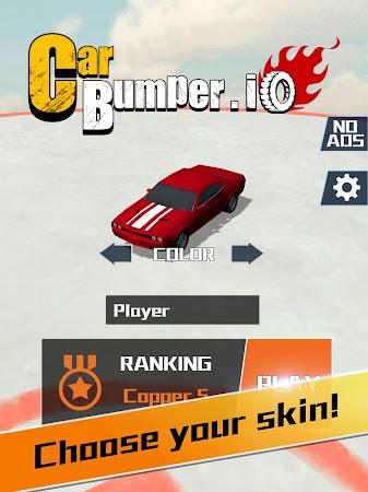 Car bumper.io - Roof Battle 1.0.0 screenshot 2093626