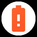Wear OS Custom Battery Alert on Phone or Watch