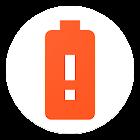 Wear OS Custom Battery Alert on Phone or Watch icon