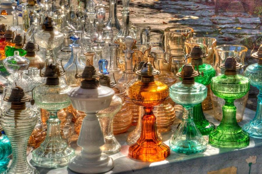 ... cores e transparências ... by Luis Leitao - Artistic Objects Glass (  )