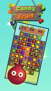Candy Fruit Match Puzzle - náhled