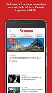 Semana.com- screenshot thumbnail