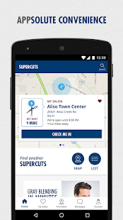 Supercuts Online Check-in- screenshot thumbnail
