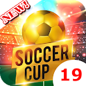 Legend Soccer Star 2019: Football World Cup 2019 icon