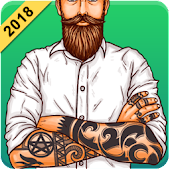 TattooApp How to draw Tattoos - Learn Step by Step