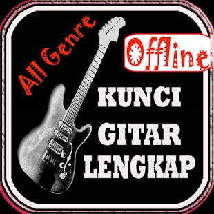 Kunci Gitar & Lirik Lagu A-Z - náhled