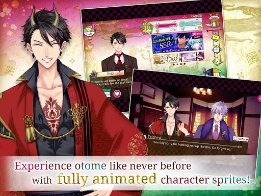 Ayakashi: Romance Reborn - Supernatural Otome Game filehippodl screenshot 19