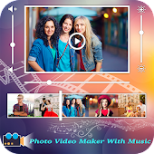 Photo Video Maker With Music : Slideshow Maker