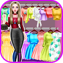 Stylish Sisters - Fashion Game icon