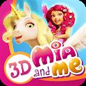 Mia and me - Free the Unicorns icon
