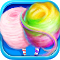 Street Food - Sweet Rainbow Cotton Candy Maker icon