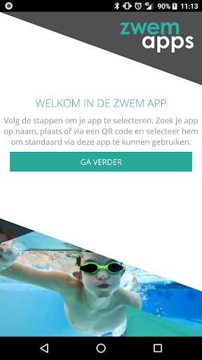 Mijn Zwem App screenshot 1
