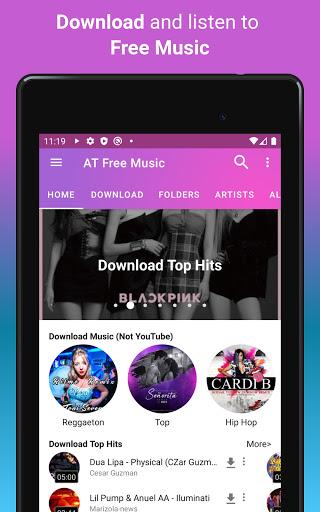 Download music, Free Music Player, MP3 Downloader 1.126 screenshots 18