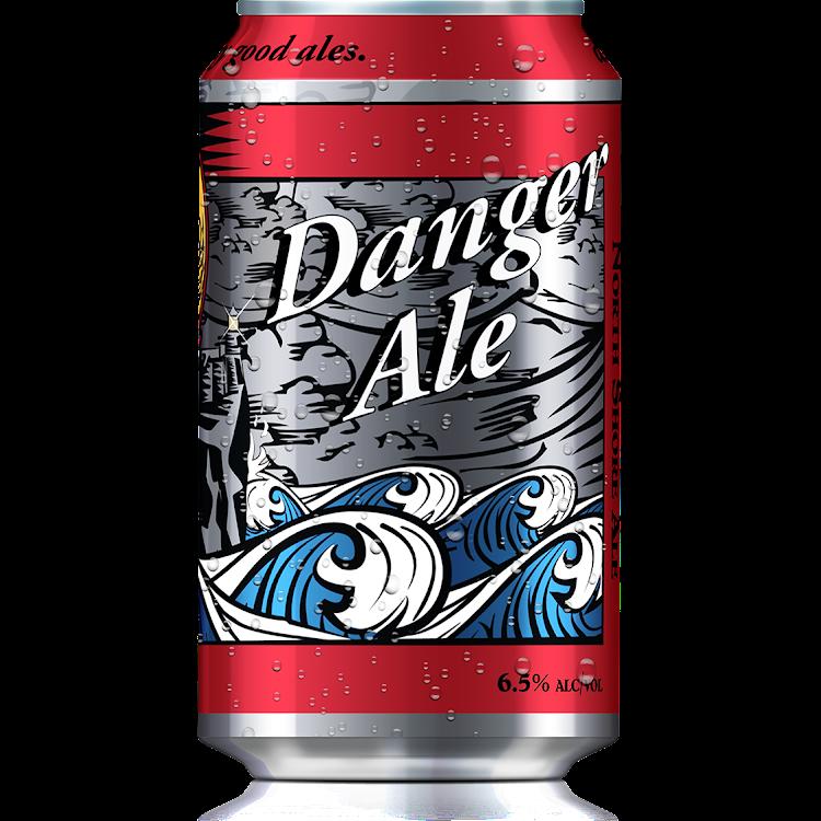 Logo of Castle Danger Danger Ale