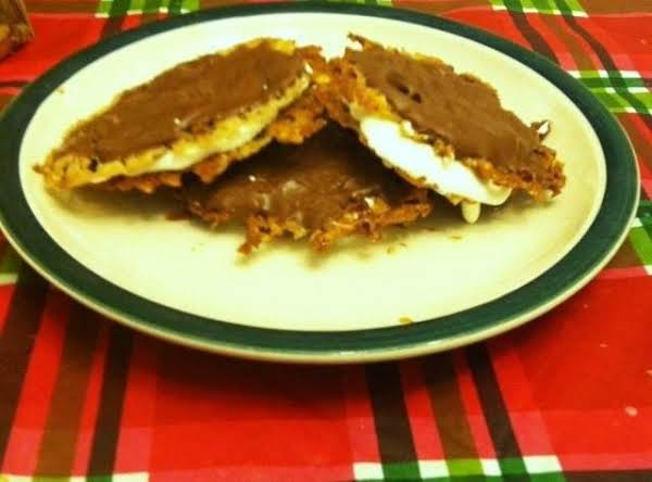 Oatmeal Florentine Cookies