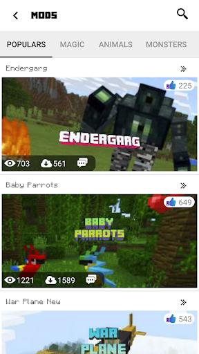 Minecraft Collector Mods screenshot 2