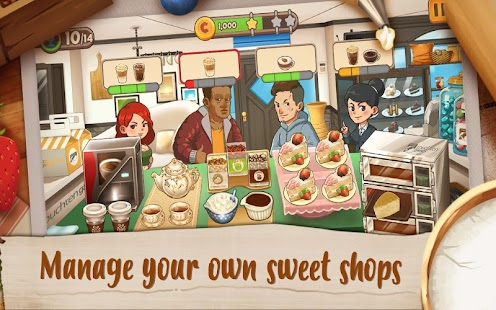 Dessert Chain: Coffee & Sweet- screenshot thumbnail