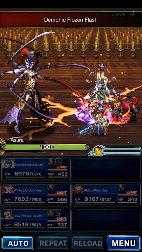 FINAL FANTASY  BRAVE EXVIUS apkpoly screenshots 8