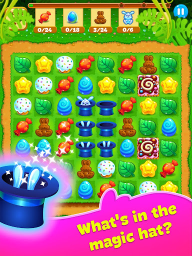 Easter Sweeper - Chocolate Bunny Match 3 Pop Games 2.1.1 screenshots 10
