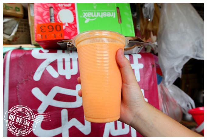 冰鄉-木瓜牛奶汁