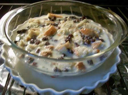 Farmhouse Bread Pudding by freda Recipe