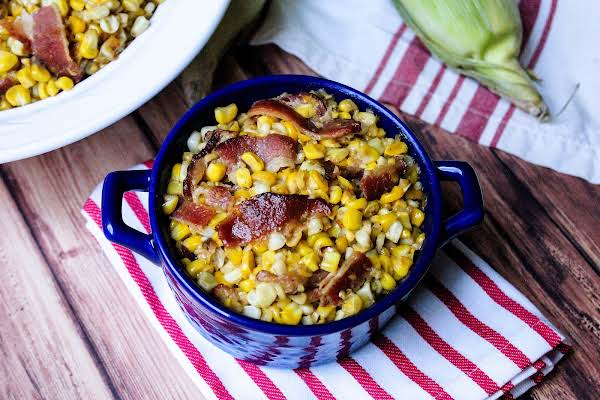 Fried Cream Corn Recipe
