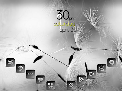 Bacca Gray - Icon Pack screenshot 8