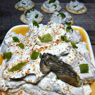 Smoked Oyster Dip.