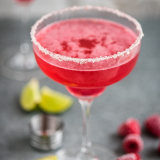 Raspberry and Champagne Tommy'S Margarita Recipe
