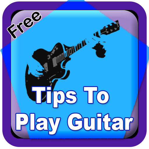 Tips To Play Guitar 生活 LOGO-玩APPs