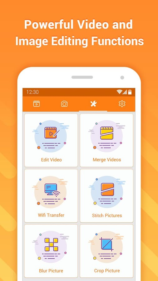 DU Recorder – Screen Recorder & Video Editor- screenshot